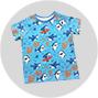 Детские футболки и топы