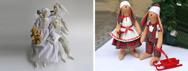 Кукла Тильда, Tilda фото